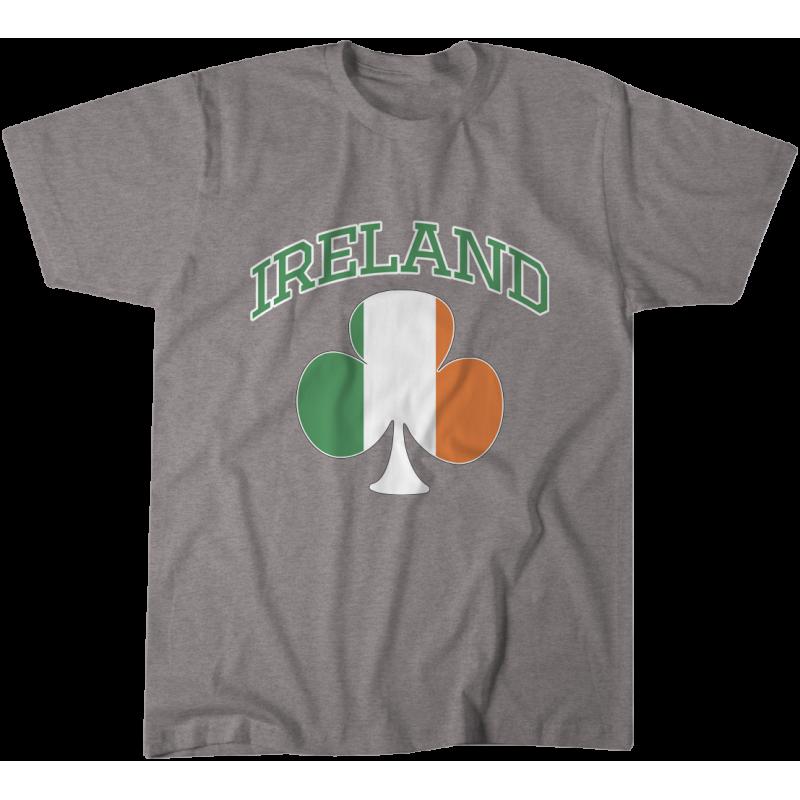 Ireland Shamrock Tshirt - ireland-shamrock-tshirt