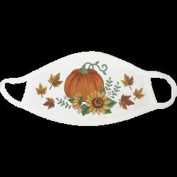 Autumn Pumpkin Face Mask - autumn-pumpkin-face-mask