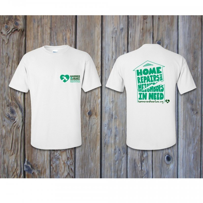 Hammer & Heart T-shirt - hammer-heart-t-shirt