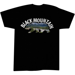 Black Mountain Bear Tshirt - 1