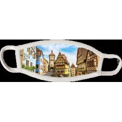 Rothenburg Face Mask