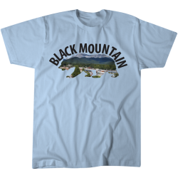 Black Mountain Bear Tshirt - 5