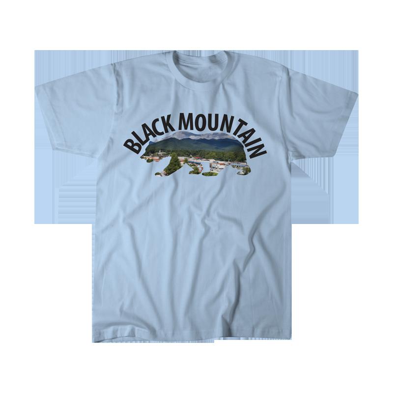 Black Mountain Bear Tshirt - 5