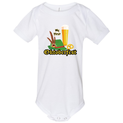 My First Oktoberfest Onesie - 1
