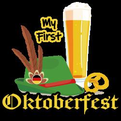 My First Oktoberfest Onesie - 2