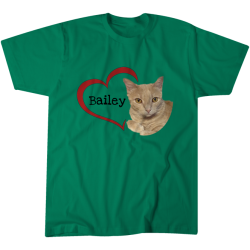 Pet Love Customized Tshirt - 1
