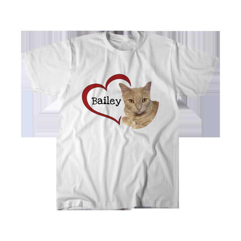 Pet Love Customized Tshirt - 5